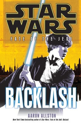 Star Wars Backlash cover